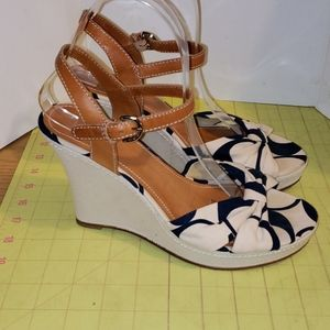 Coach Isabelle Wedges